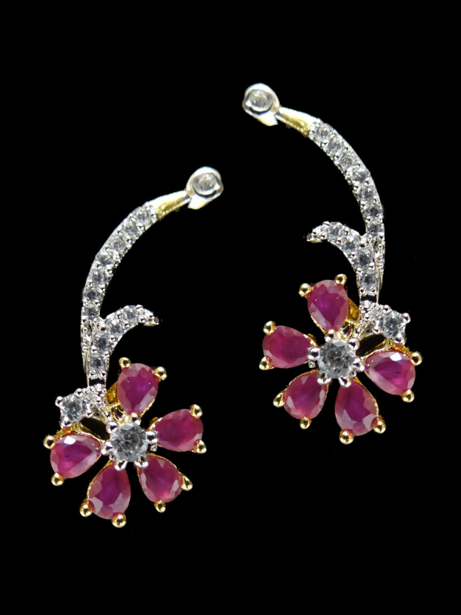 American Diamond Earring | C14-ame4 | Cilory.com
