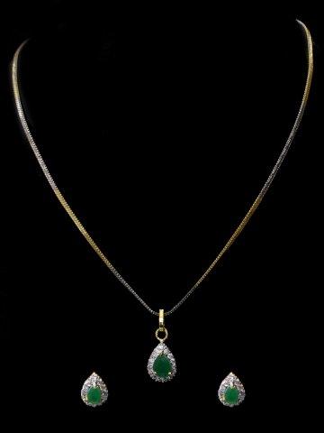 https://static.cilory.com/123337-thickbox_default/american-diamond-pendant-set.jpg