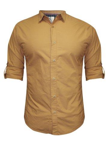 https://d38jde2cfwaolo.cloudfront.net/144719-thickbox_default/spykar-khaki-casual-shirt.jpg