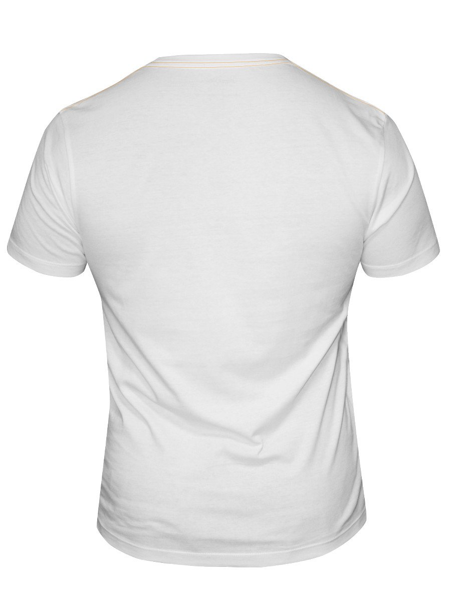 buy t shirts online pepe jeans white round neck t shirt. Black Bedroom Furniture Sets. Home Design Ideas