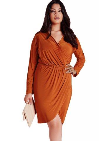 https://static3.cilory.com/177951-thickbox_default/rust-plus-size-slinky-wrap-dress.jpg