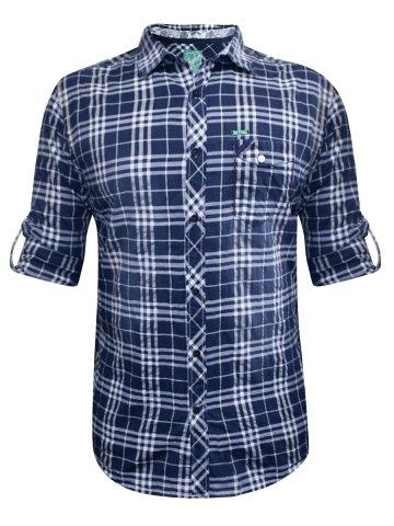 https://static7.cilory.com/180247-thickbox_default/spykar-blue-casual-check-shirt.jpg