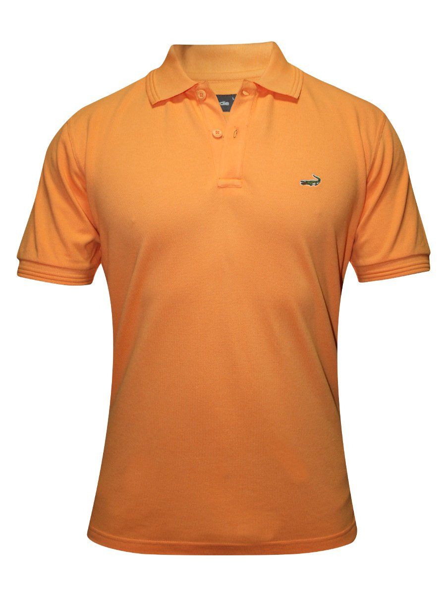buy t shirts online crocodile orange polo t shirt. Black Bedroom Furniture Sets. Home Design Ideas