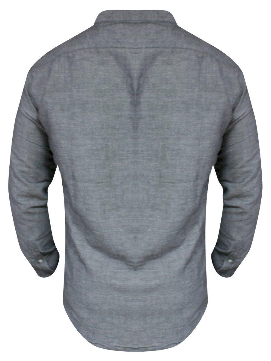 6605c28aeb54 Levis Pure Cotton Steel Grey Shirt   18457-0003   Cilory.com