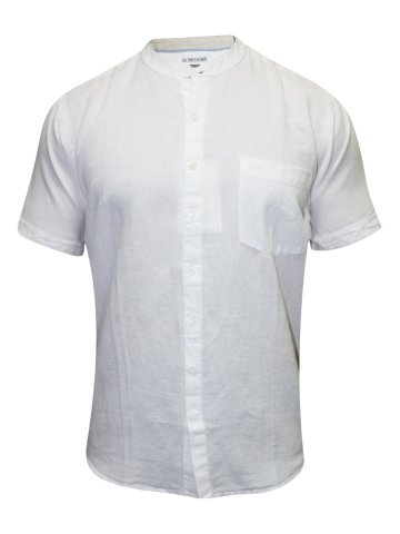 Red Tape White Casual Shirt at cilory