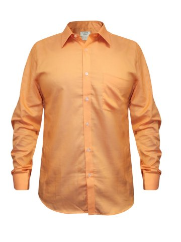 Turtle Pure Cotton Orange Shirt at cilory