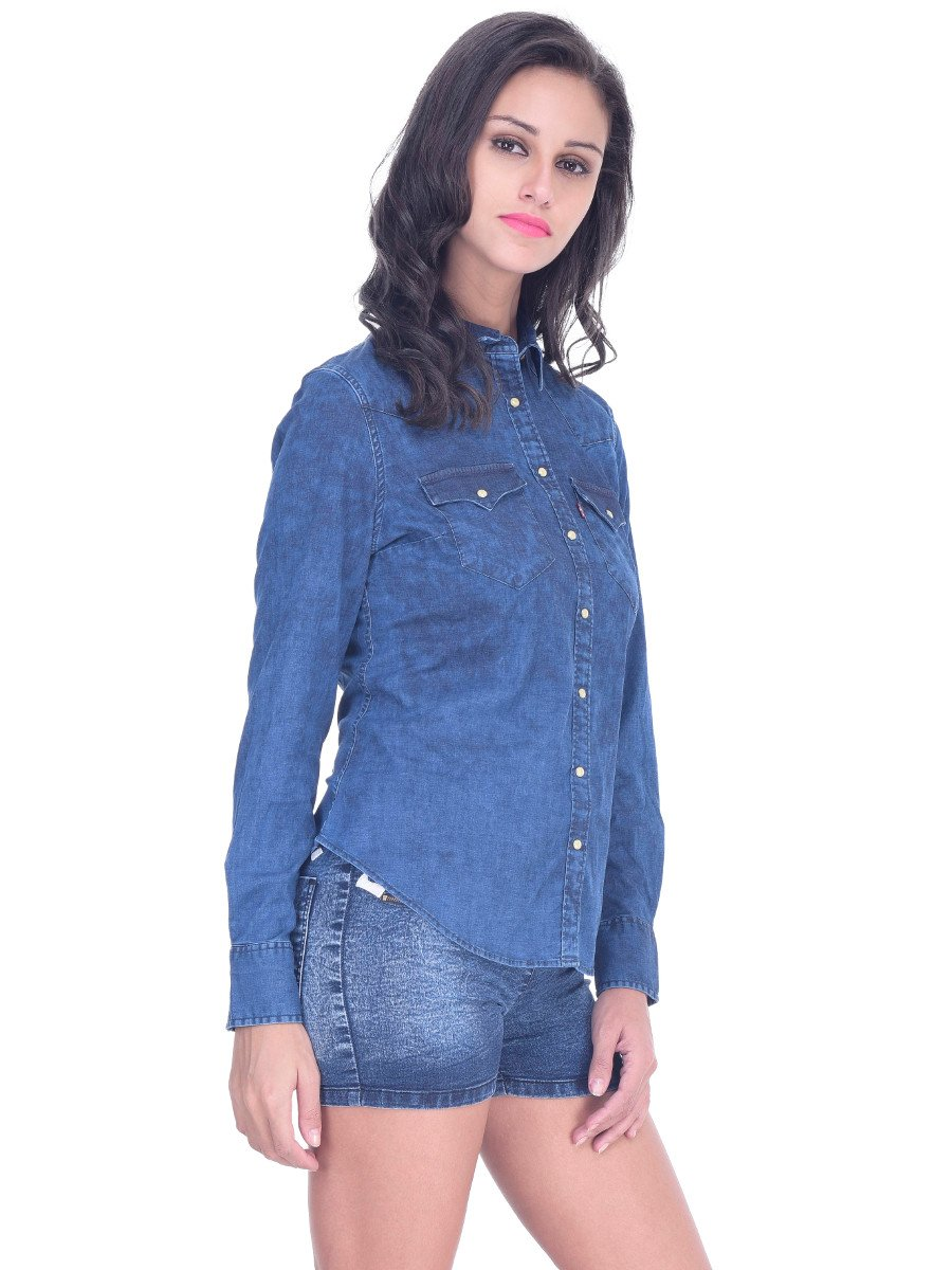 Find great deals on eBay for blue jean shirt women. Shop with confidence.