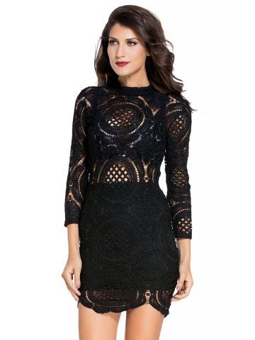 https://static.cilory.com/200369-thickbox_default/black-crochet-lace-high-neck-mini-dress.jpg