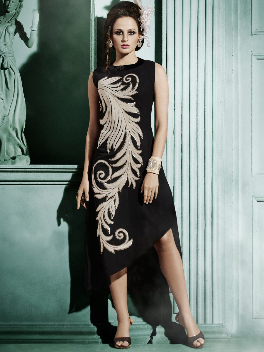 Wonderful Black Party Dresses Online Pictures Inspiration - Wedding ...