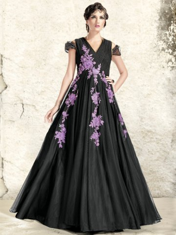 https://static1.cilory.com/209139-thickbox_default/forever-black-designer-gown.jpg
