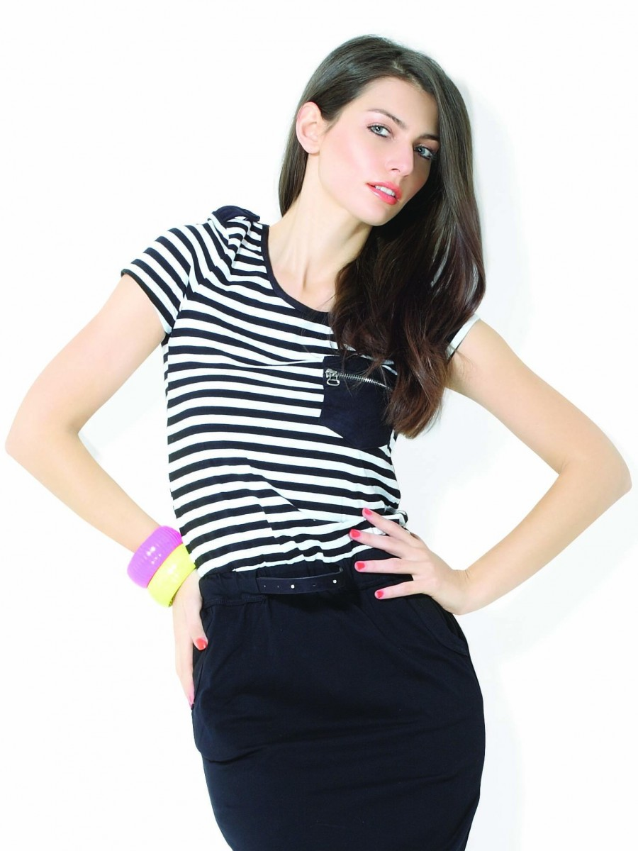 Deal Jeans Girlu0026#39;s Black Top | 10268 | Cilory.com