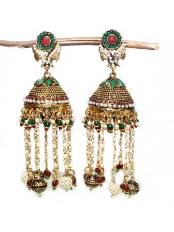 https://static.cilory.com/32205-thickbox_default/elegant-polki-work-earring-carved-with-stone-and-beads.jpg