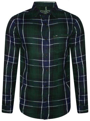 https://static6.cilory.com/360710-thickbox_default/spykar-olive-navy-casual-checks-shirt.jpg