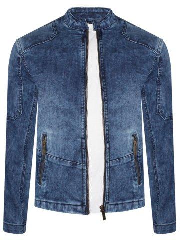 huge discount 5b74f 5c3a1 Pepe Jeans Blue Denim Trucker Jacket