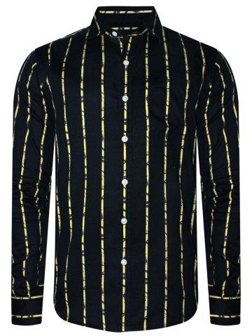 https://static.cilory.com/371464-thickbox_default/nologo-navy-khakhi-casual-stripes-shirt.jpg