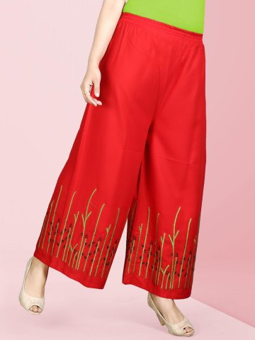 https://static1.cilory.com/379009-thickbox_default/red-embroidered-palazzo.jpg