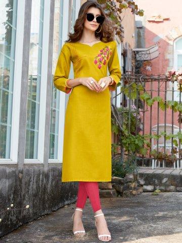 https://static7.cilory.com/385904-thickbox_default/yellow-cotton-slub-embroidered-kurta.jpg