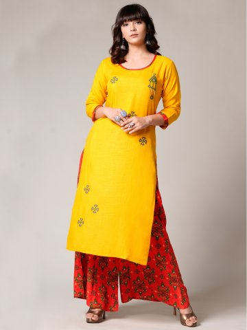 https://static7.cilory.com/397118-thickbox_default/psyna-yellow-kurti-with-bottom.jpg