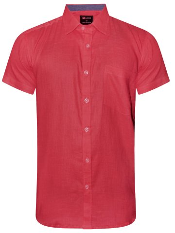 https://static4.cilory.com/400480-thickbox_default/nologo-coral-red-cotton-linen-shirt.jpg