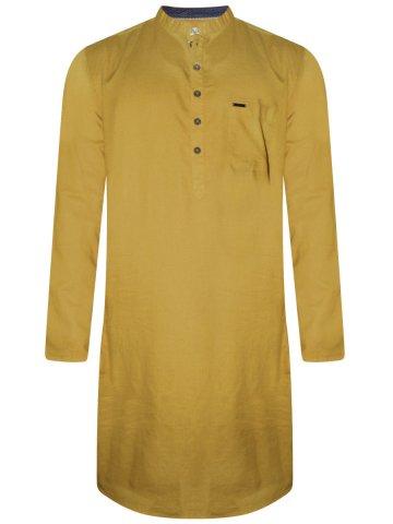 https://static5.cilory.com/409212-thickbox_default/peter-england-pure-cotton-mustard-long-kurta.jpg