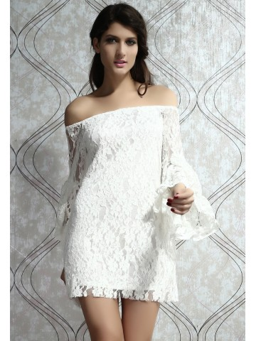 https://static3.cilory.com/67974-thickbox_default/cream-lace-off-the-shoulder-mini-dress.jpg