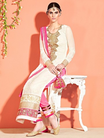 eee7ea09d2d KIMORA UNSTICHED DESIGNER STRAIGHT SUITS at Rs 2999 buy now