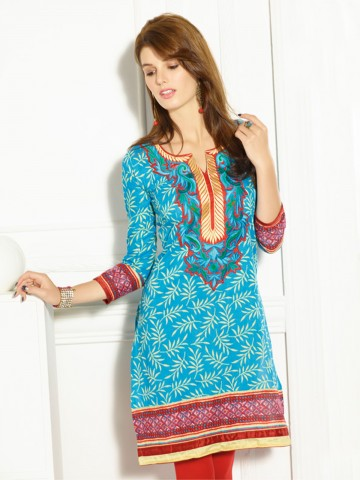 https://static8.cilory.com/74151-thickbox_default/eternal-designer-pure-cambric-cotton-turquoise-kurti.jpg