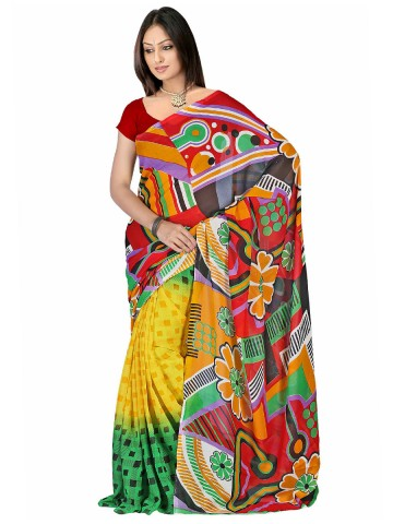 https://static8.cilory.com/89955-thickbox_default/jaipur-kurti-s-exquisite-multicolor-georgette-saree-paired-with-blouse.jpg
