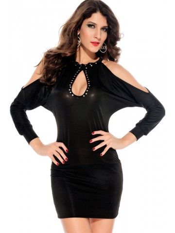 https://static5.cilory.com/92437-thickbox_default/slits-sleeves-hollow-outs-dress-with-studs-black.jpg